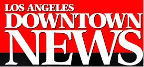 Los Angeles Downtown News Logo